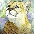 Mountain Lion by Carol Wisniewski