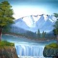 Mountain Majesty by Ervin Sloan