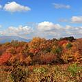 Mountain Panorama by Jill Lang