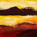 Mountain Pass 1 by Paul Tokarski