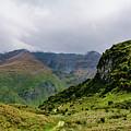 Mountain Path Horiz by Chris Greig