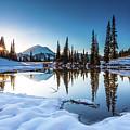 Mountain Peace  by Larry Waldon