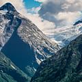 Mountain Peaks by Steve Seeger