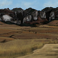 Mountain Plains by Steven Powers SMP