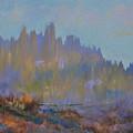 Mountain Pond by Michael LaZar