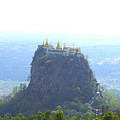 Mount Popa by Valeria New