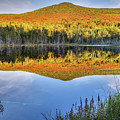 Mountain Reflections by Bill Wakeley