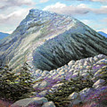 Mountain Ridge by Frank Wilson
