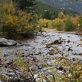 Mountain River by Doug Johnson