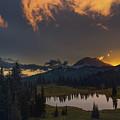Mountain Show by Gene Garnace