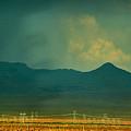 Mountain Storm by Angela L Walker