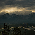 Mountain Storm by Todd Carriveau