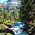 Mountain Stream by Eric Fellegy