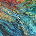 Mountain Stream by Rick Nederlof