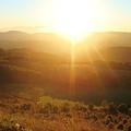 Mountain Sunrise by Gemma Fox