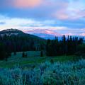 Mountain Sunrise by Idaho Scenic Images Linda Lantzy