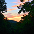 Mountain Sunrise by Mike Rosansky