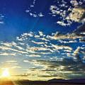 Mountain Sunset 3 by Braden Moran