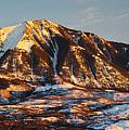 Mountain Sunsets by Samantha Burrow