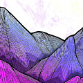 Mountain Texture by Dewi Ranjang