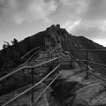 Mountain Trail by David Lee Thompson