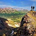 Mountain View by Dawn Van Doorn