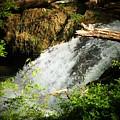 Mountain Waterfall by Joyce Kimble Smith