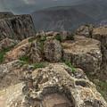 Mountainous Terrain Of Israel by Yatir Nitzany
