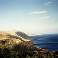 Mountains And Sea by Catt Kyriacou