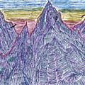 Mountains by Lynnette Jones