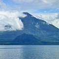 Mountains Of Atitlan by Lauris Burns