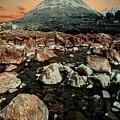 Mountains Of Isle Of Skye by Jaroslaw Blaminsky