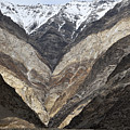 Mountains Of Ladakh by Kedar Munshi