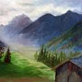 Mountains by Teenu Jacob