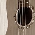 Mounted 6 String by Steve Cochran