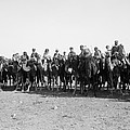 Mounted Guard, 1921 by Granger