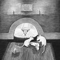 Mouse Hole by Karen Zuk Rosenblatt