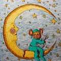 Mouse On The Moon by Megan Walsh