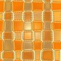 Moveonart Orange Bricks by Jacob Kanduch