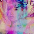 Movie Icons - Audrey Hepburn Vi by Joost Hogervorst