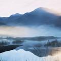 Moving Forward - Inspirational Art by Jordan Blackstone