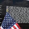 Moving Wall - Vietnam Memorial by Alan Look