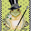 Mr. Beau Frog by Kay Robinson
