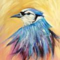 Mr. Blue by Patricia Piffath