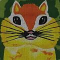 Mr Chipmunk by Kathleen Sartoris