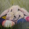 Mr. Easter Bunny by Cheryl Damschen