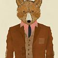 Mr Fox by Bri Buckley