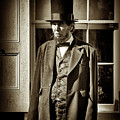 Mr Lincoln by Paul W Faust - Impressions of Light