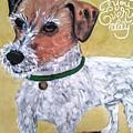 Mr. R. Terrier by Reina Resto