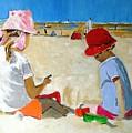 Mr. Sandman by Judy Kay